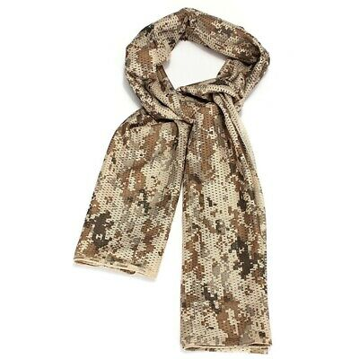 5X(Foulard Echarpe Cheche Cache-Col Camouflage Tactique Militaire Armee Pol Z6K2
