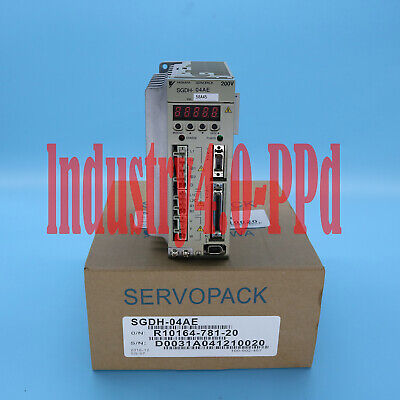 1PC Brand New Yaskawa SGDH-04AE SGDH04AE  AC Servo Drive One year warranty#XR