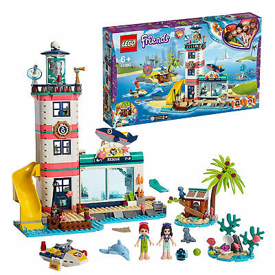 Lego Friends 41380 Lighthouse Rescue Centre NEW & BOXED + FREE 24H DELIVERY