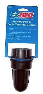 Battery Terminal Cleaner (Top Post Batteries) - E-Z RED S501