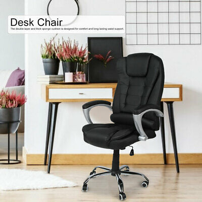 Luxury Executive Home Racing Gaming Office Chair Lift Swivel Computer Desk Chair