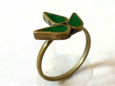 Genuine,Beautiful And Detector Find, Post Medieval Bronze Ring...