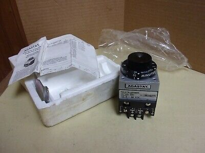 Agastat Timing Relay E7012PH004 , New