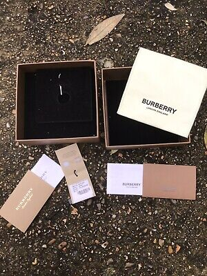 Burberry Empty Box for jewellery/pendant