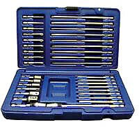 34 Piece Drill Driver Set  IRWIN INDUSTRIAL TOOL CO 3057034