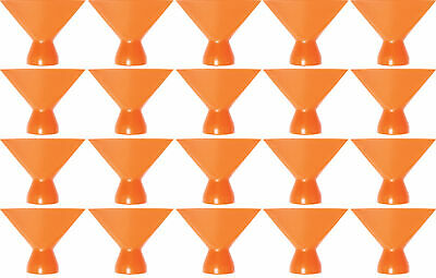 """Loc-Line 2 1/2"""" Flare Nozzle - Pack of 20"""
