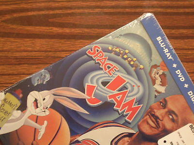 SPACE JAM   Limited Steelbook Edition [ USA ]