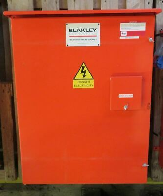 Blakley Mains Distribution Assembly Board B3/VELS200-4P/MGPA12 Serial No. W13543