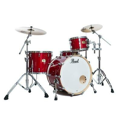 Pearl Ssc924Xsdp/C110 Studio Session Sequoia Red Batteria Acustica