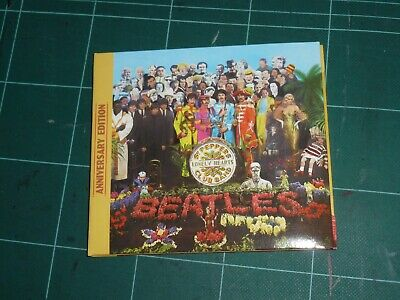The Beatles - Sgt Peppers Lonely Hearts Club Band. Cd (Anniversary Digipak)