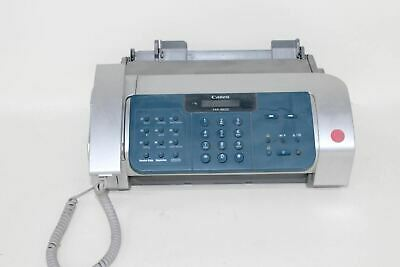 CANON Model B820 15 Automatic Page Document Feeder Fax Machine With Phone