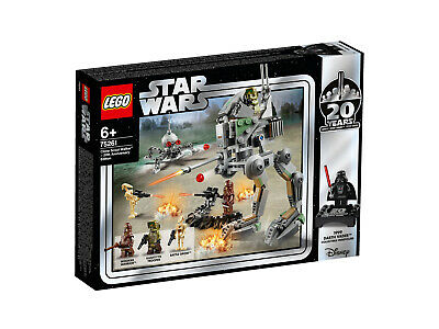Lego Star Wars Clone Scout Walker – 20 Jahre LEGO Star Wars (75261)