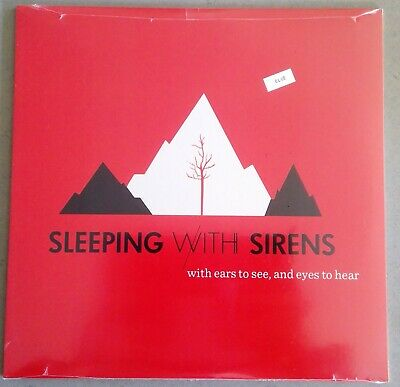 Sleeping with Sirens - With Ears to See and Eyes To Hear Vinyl LP New
