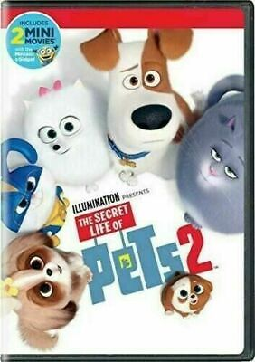 The Secret Life of Pets 2 DVD Free Shipping