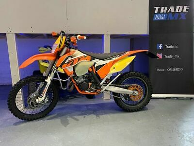 Ktm 125 exc 2016 road legal px available delivery available