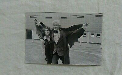 Patrick Troughton UNSIGNED photograph M8360 Doctor Who NEW IMAGE!!!