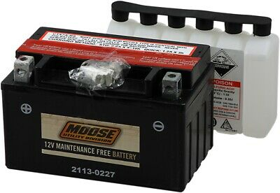 YTX AGM Maintenance Free Battery 105CCA 12V 6Ah