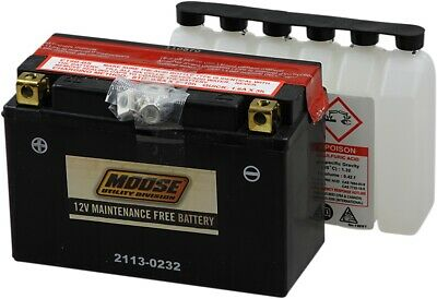 YT AGM Maintenance Free Battery 115CCA 12V 8Ah