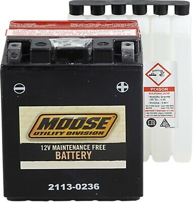YTX AGM Maintenance Free Battery 210CCA 12V 12Ah