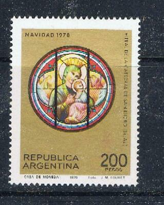 Argentine – Christmas 1978 (F30) – Free postage