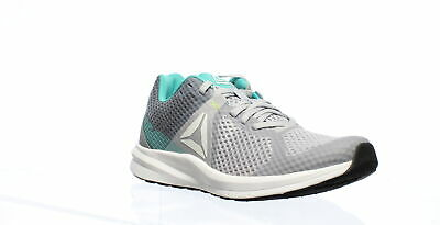 Reebok Womens Endless Road Gray Running Shoes Size 7.5 (774971)