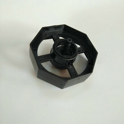 Durable Replacement Spare Sellotape Tape Dispenser Spin Wheel Black COlor IN9