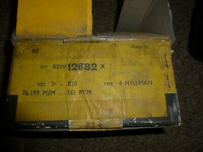 Hillman Minx Husky Sunbeam Rapier Commer Express Engine Pistons Van Car Sports