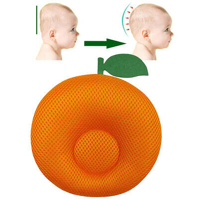 Baby Pillow for Flat Head Syndrome Prevention, Prevent Plagiocephaly for Infants