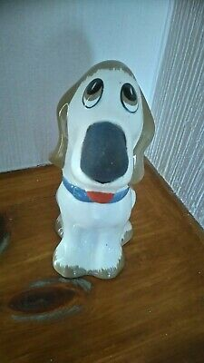 Quirky Ceramic Dog Stamp Licker