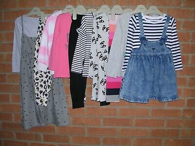 NEXT GAP FEARNE etc Girls Bundle Tops Leggings Jeans Dresses Age 3-4 104cm