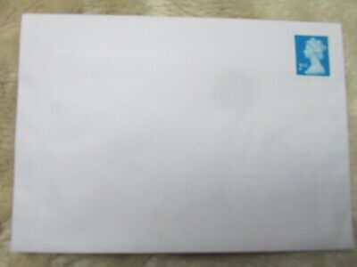 50 PRE-STAMPED  C6 PEEL & SEAL ENVELOPES WITH  2nd CLASS BLUE SECURITY STAMPS