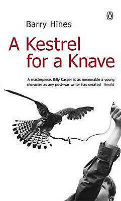 A Kestrel for a Knave by Barry Hines Paperback Book Free Shipping!