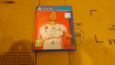 Fifa 20 PS4 Video Game (Sony PlayStation).