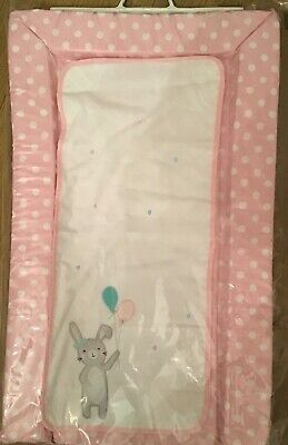 Mothercare Confetti Party Baby Change / Changing Mat With Liner Brand New