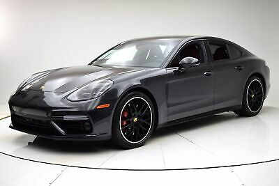 2017 Porsche Panamera Turbo 2017 Porsche Panamera Turbo, One Owner, Original MSRP $173,895. Factory Warranty