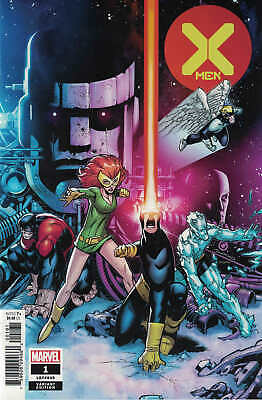 X-Men #1 1:100 Chris Bachalo Variant Marvel 2019 House Powers of X