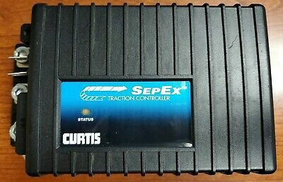 Curtis SepEx Traction Controller 169071-004 24-36V 150A