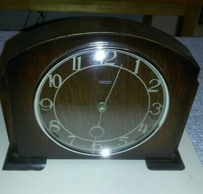 smith enfield mantel clock