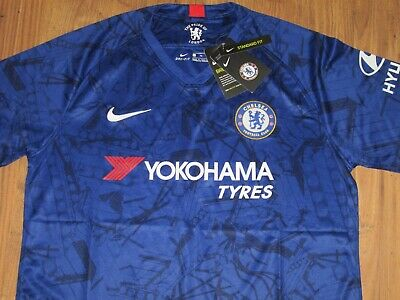 100% OFFICIAL CHELSEA HOME SHIRT 2019/2020. SIZE XL Nike Champions League