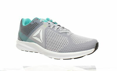 Reebok Womens Endless Road D Gray Running Shoes Size 12 (Wide)