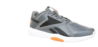 Reebok Mens Flexagon Force 2.0 Gray Cross Training Shoes Size 9.5