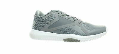 Reebok Mens Flexagon Force 2.0 Gray Cross Training Shoes Size 8