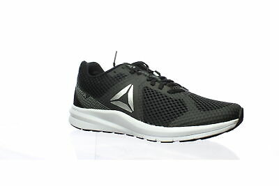 Reebok Womens Endless Road Black Running Shoes Size 9.5 (Wide)
