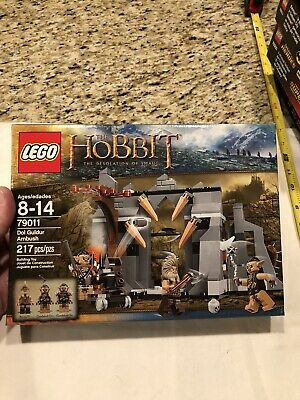 Lego Gundabad Orc 79014 The Hobbit and the Lord of the Rings Minifigure