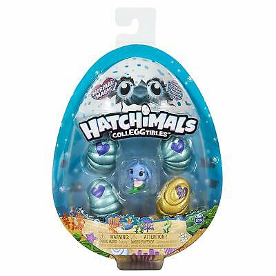 HATCHIMALS Colleggtibles Series 5 4 Pack & Bonus, Mixed Colours FREE DELIVERY