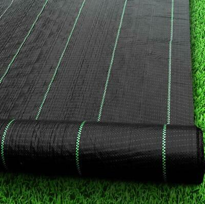 Winko Weed Barrier Heavy Duty Woven Weed Landscape Fabric Control Ground Cover