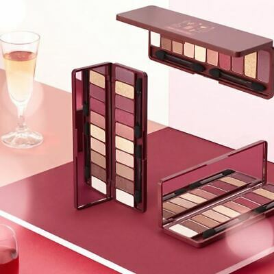 ETUDE HOUSE: Wine Party* Play Color Eye Shadow - Matte Shimmer Holiday K-Beauty