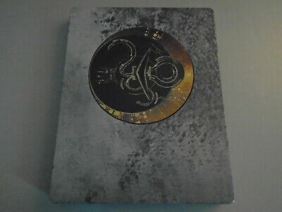 Shadow of the Tomb Raider  PS4 PlayStation 4  game steelbook & cards