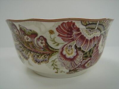 222 Fifth Gabrielle Paisley Soup/Cereal Bowl(S)