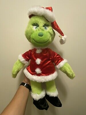 Build-a-Bear The Grinch 2019 NEW WITH TAGS.  SOLD OUT
